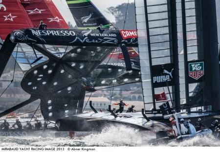 Abner_Kingmann_ganadora 2013 Mirabaud Yacht Racing Image