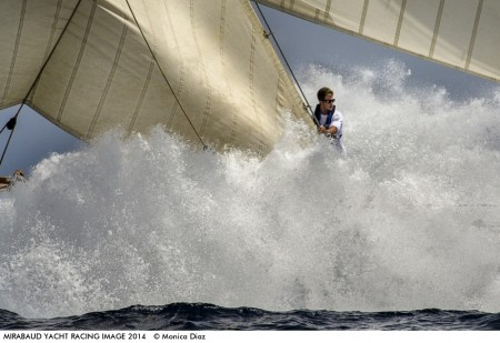 Alfred-Farré-Batlle.-Ganadora 2014 Mirabaud Yacht Racing Image