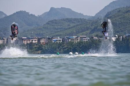Aquabike World Championship 2015 China 5