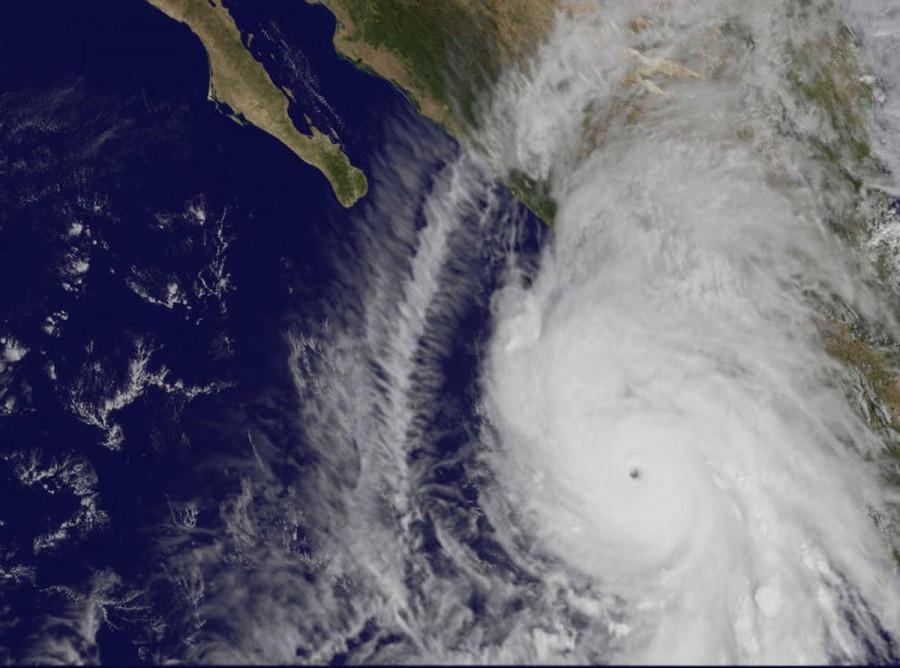 Huracan Patricia Mexico 2015