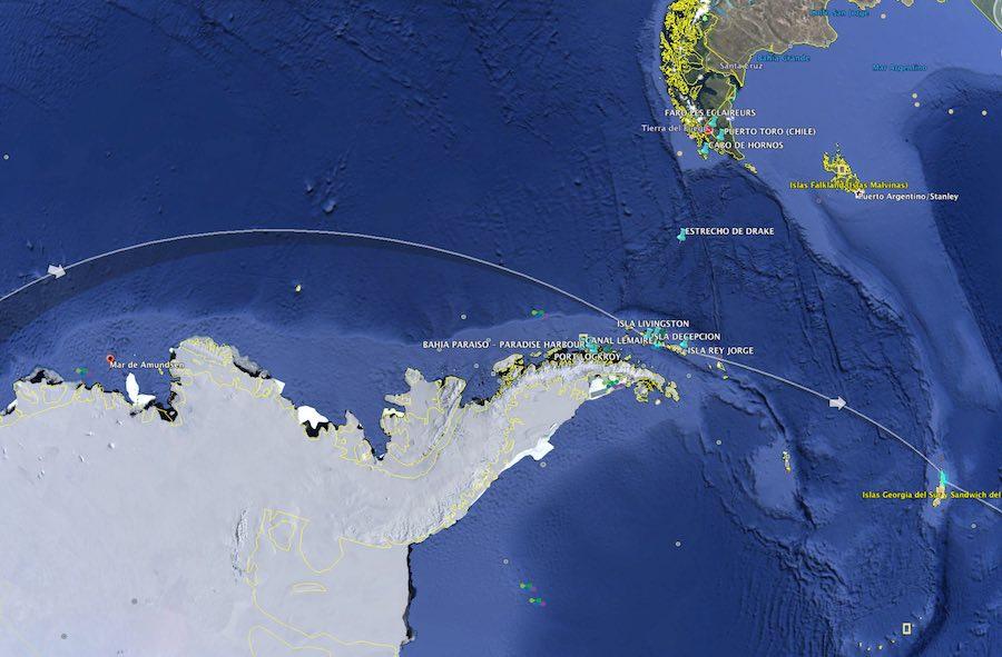 Mar de Amundsen