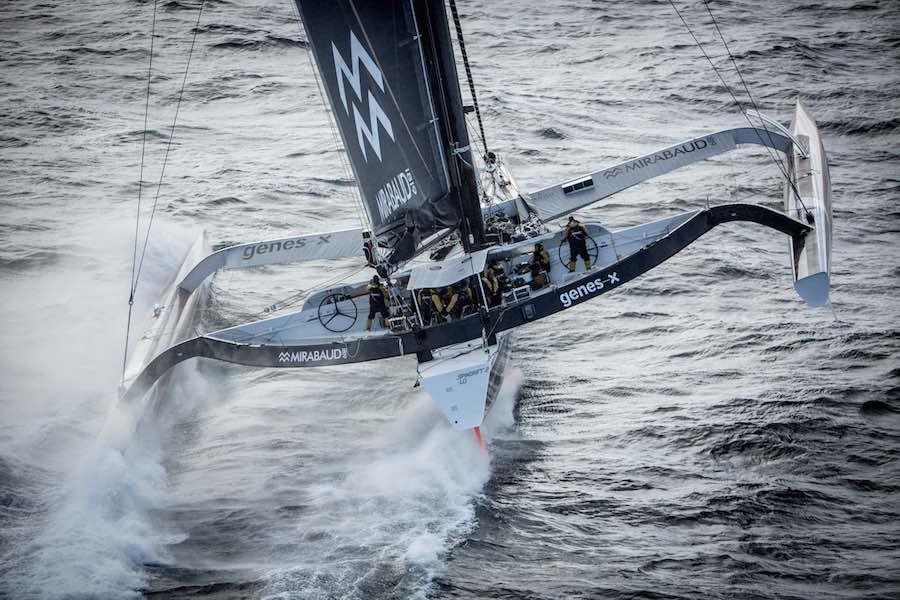 Trofeo Julio Verne - Spindrift 2-1
