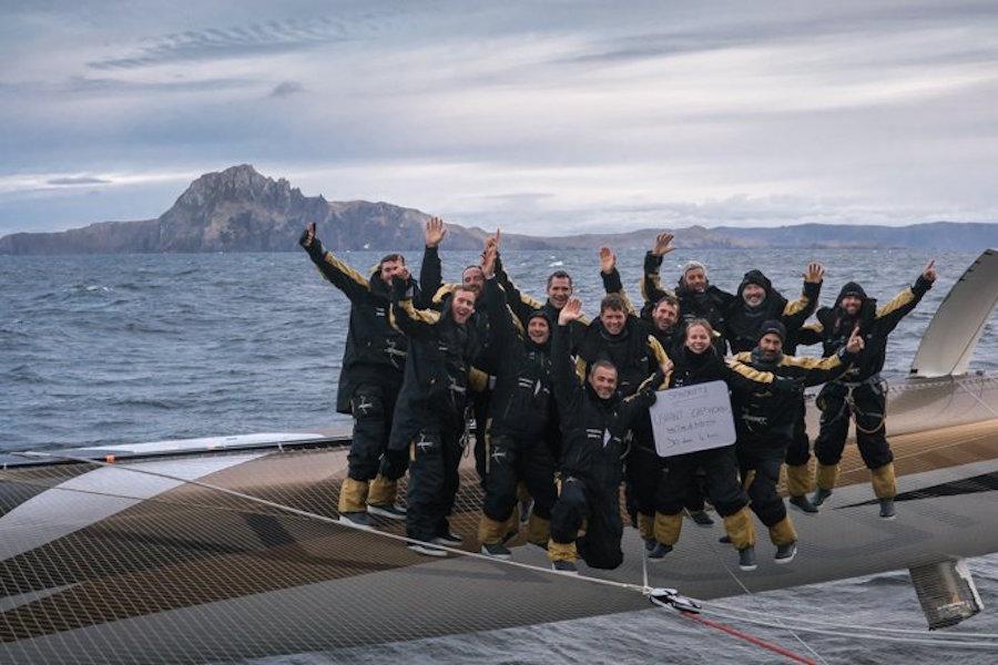 Trofeo Julio Verne - Cabo de Hornos 2