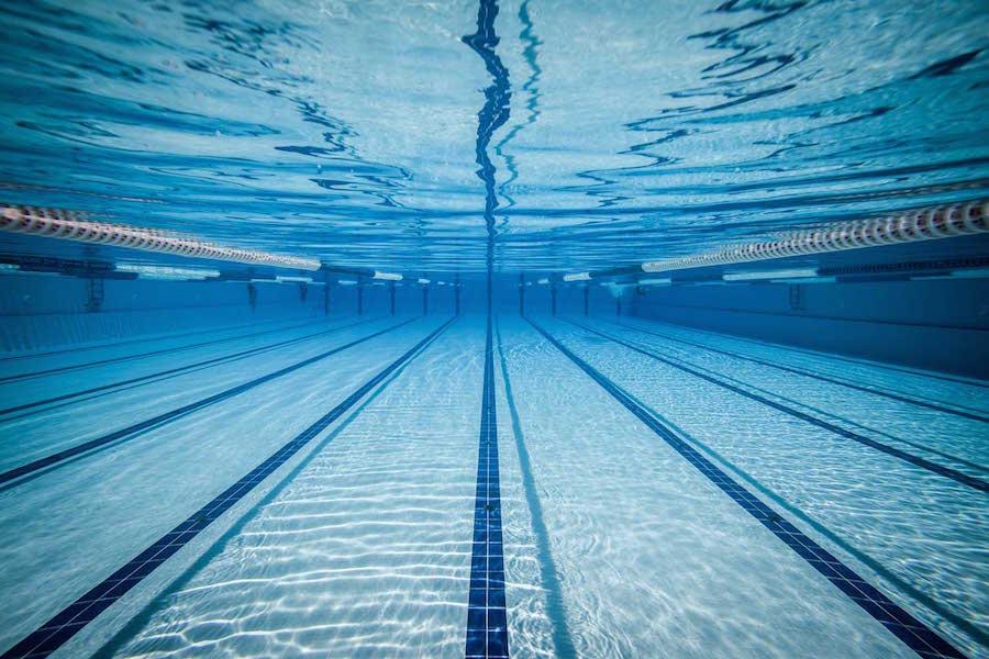 1 natación piscina