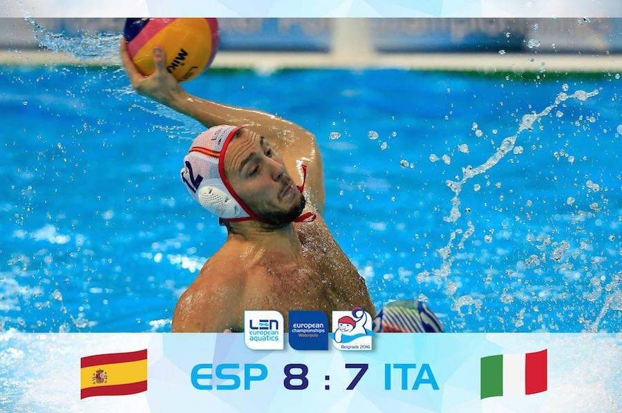 Campeonas de Europa de Waterpolo