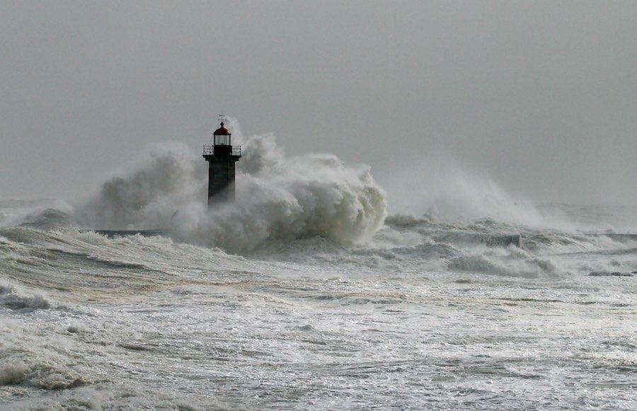 Fenómenos Meteorológicos Faro Francia