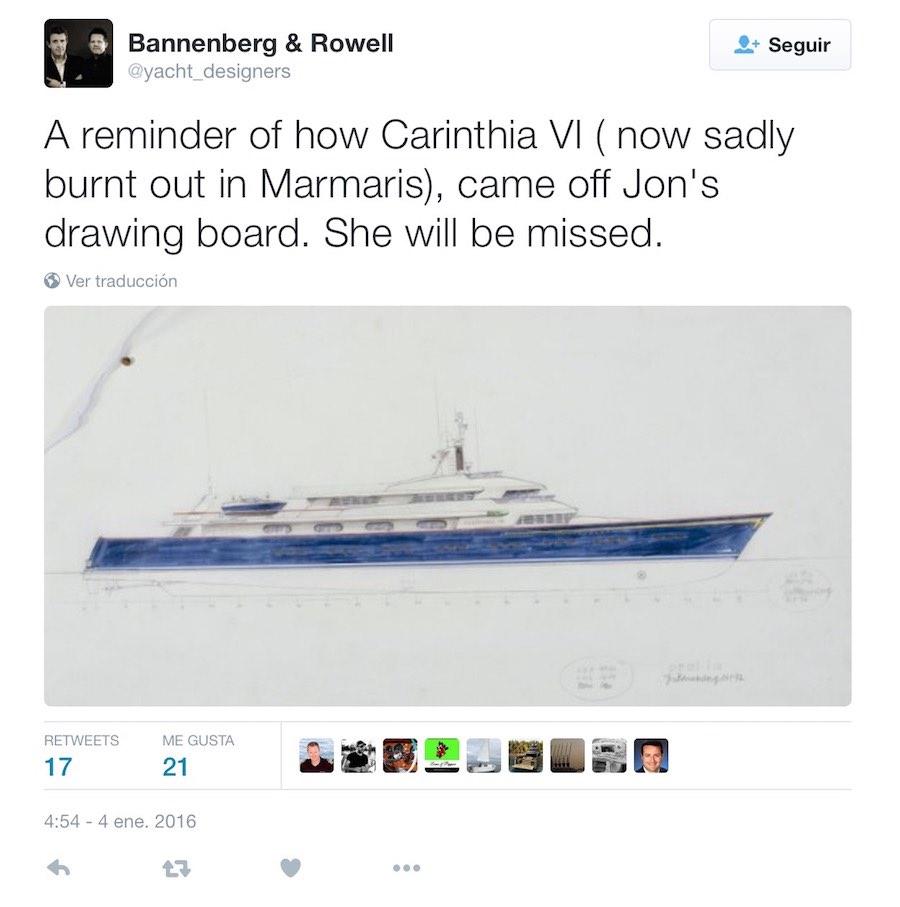 Incendio a bordo 1