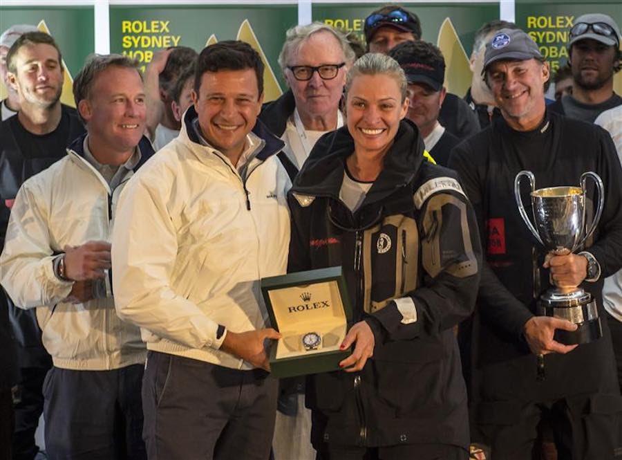 Rolex Sydney Hobart 2015 F2