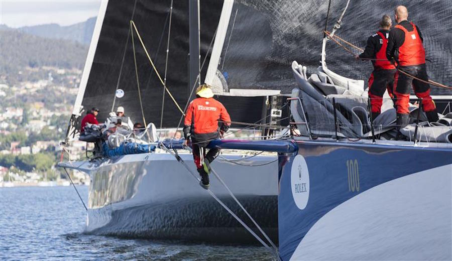 Rolex Sydney Hobart 2015 F4