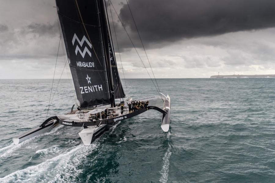Trofeo Julio Verne - Spindrift 2 1