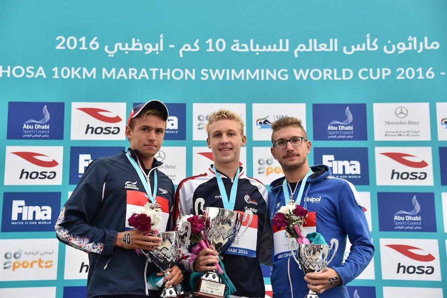 Copa del Mundo de Natación, marathon 10 km 1