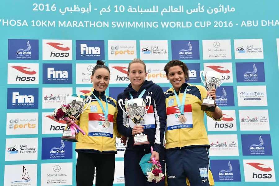 Copa del Mundo de Natación, marathon 10 km 4