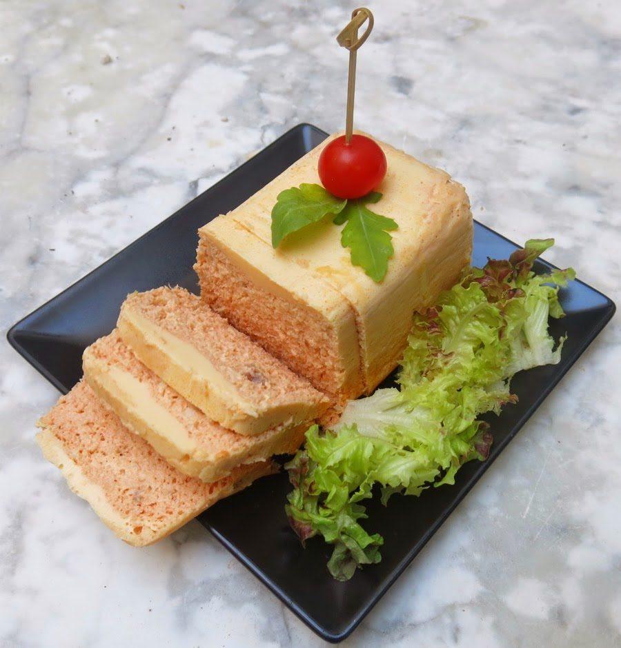 Gastronom a marinera hoy comemos pastel de pescado for Hacer salsa marinera