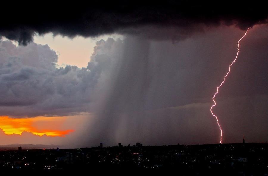 La escasez de lluvia 2