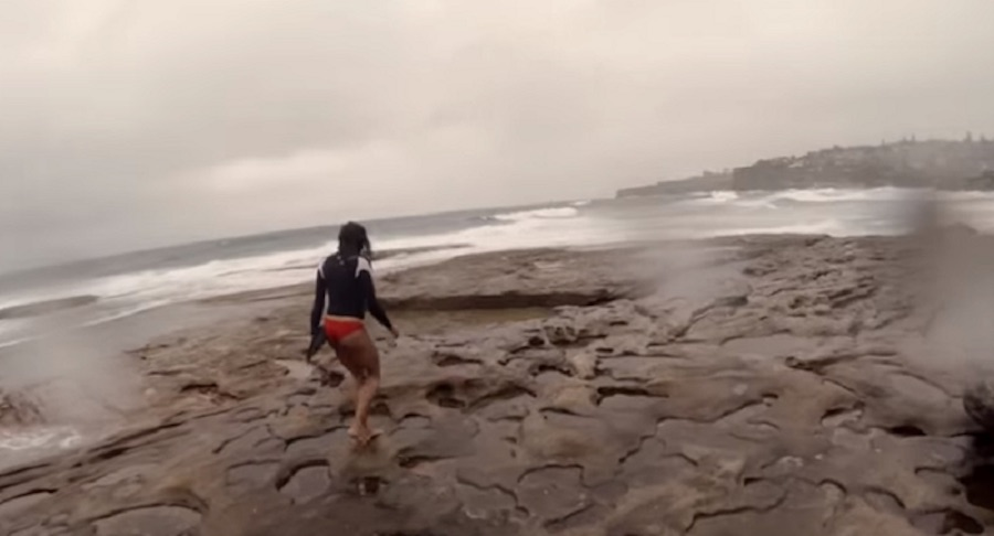 Rayo playa chica