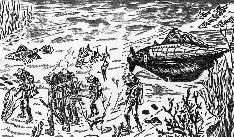 leguas de viaje submarino 2