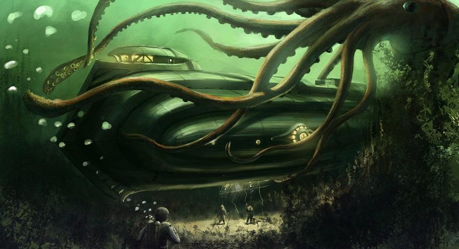 leguas de viaje submarino