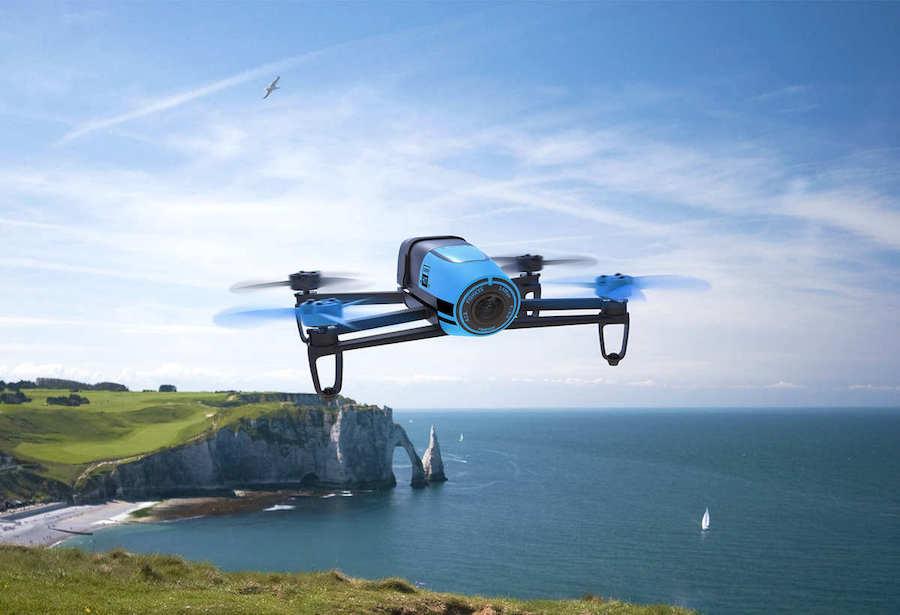 Piloto de drones profesionales