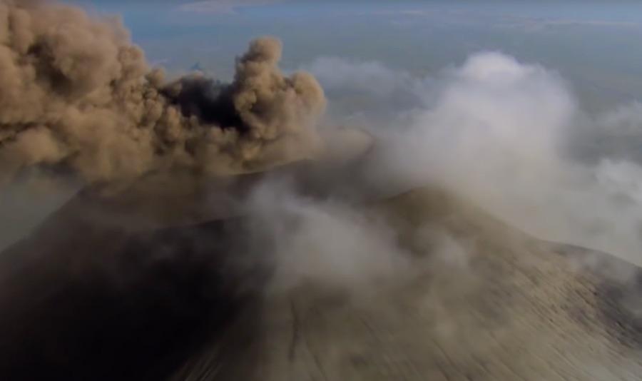 Cambio Climatico - Volcanes 2