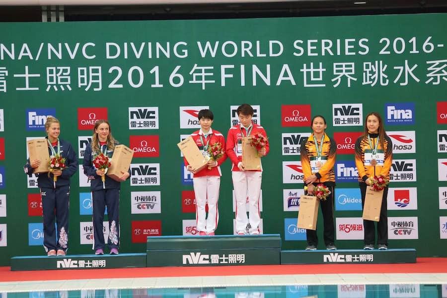 Diving World Series 2016 Beijing 2