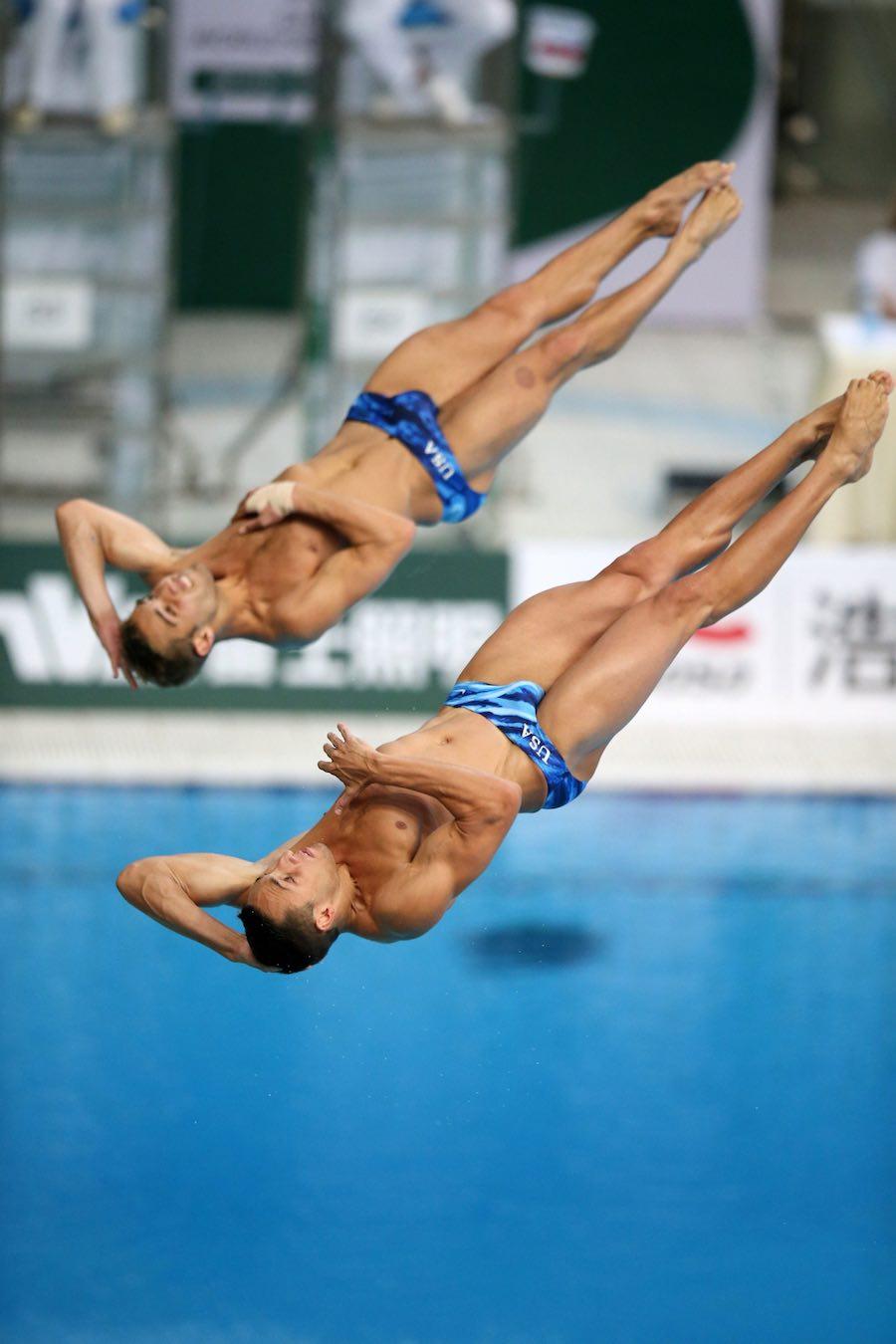 Diving World Series 2016 Beijing 3