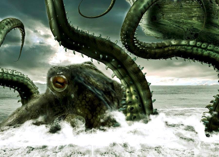 Kraken Leyenda 1