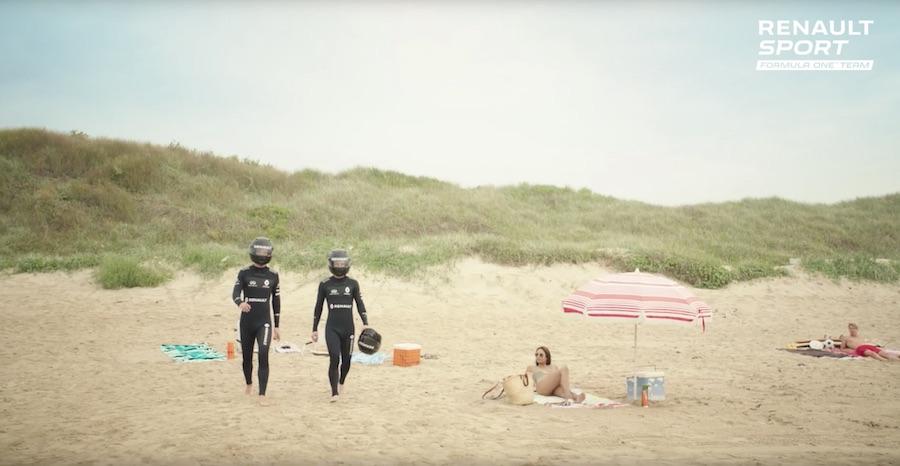 Surf F1 Renault 2