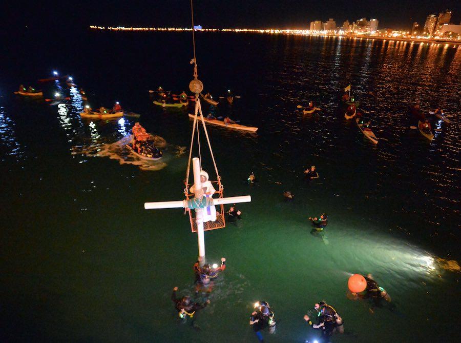 Vía Crucis Submarino 3