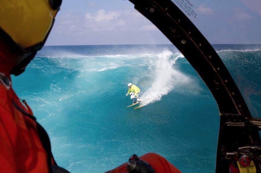 esquiar olas 5