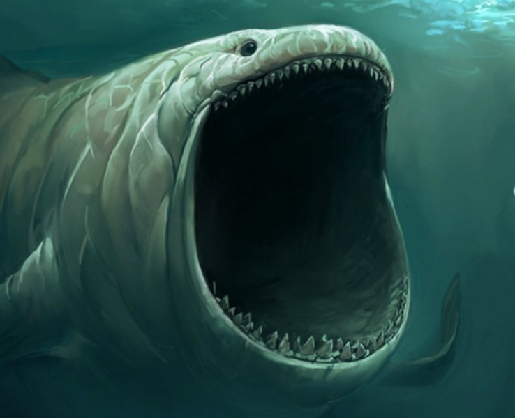 Leviatán. La leyenda de un terrible monstruo marino