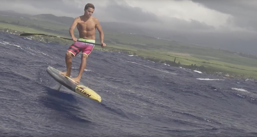 Stand Up Paddle Air - Paddle Surf Volador 2