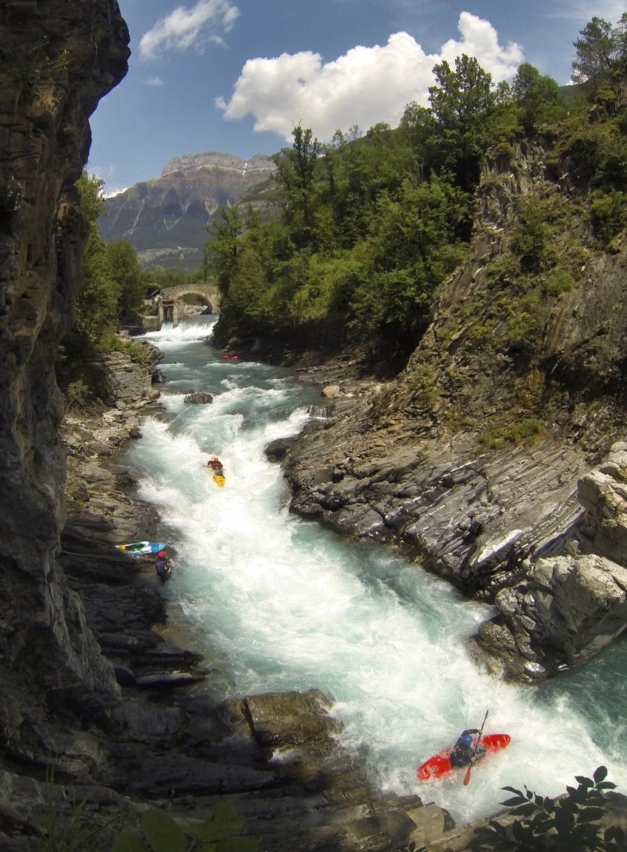 Piragüismo Río Ara 1
