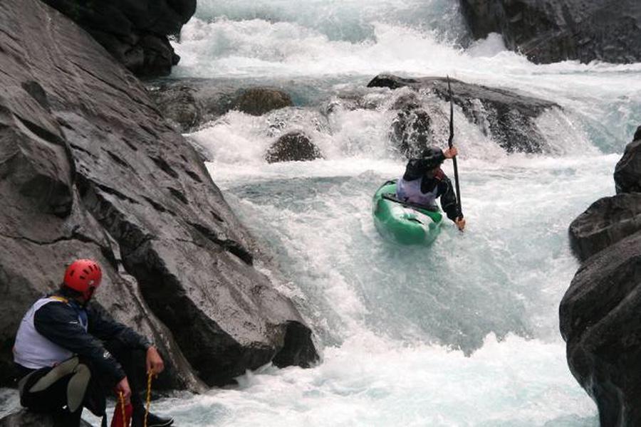 Piragüismo Río Ara 3
