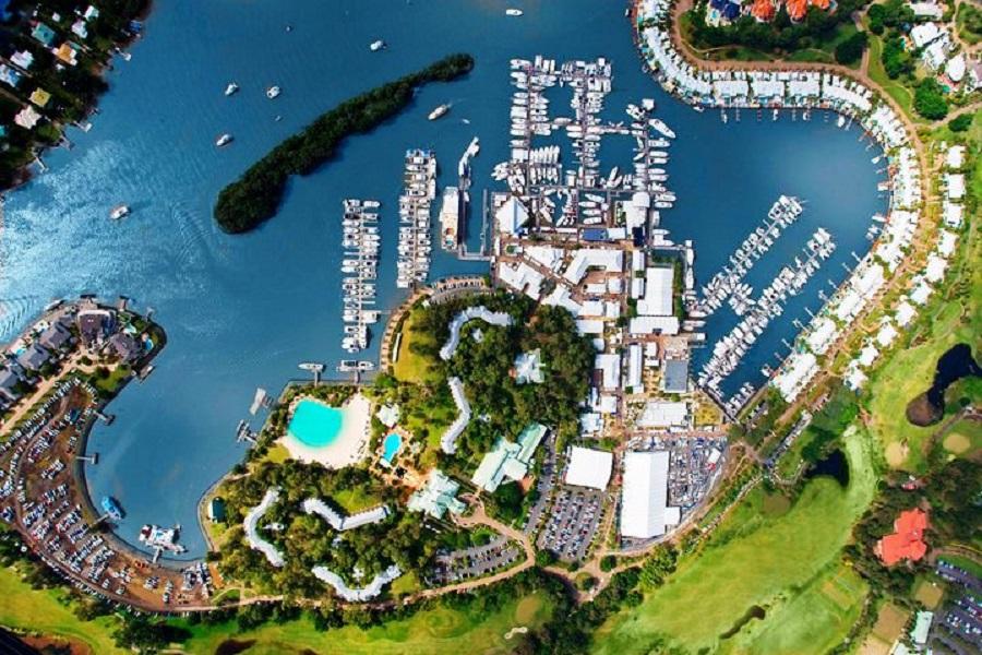 sanctuary cove International Boat Show 2