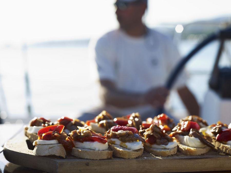 Cocina a bordo aperitivos f ciles y r pidos ii - Como hacer aperitivos frios ...