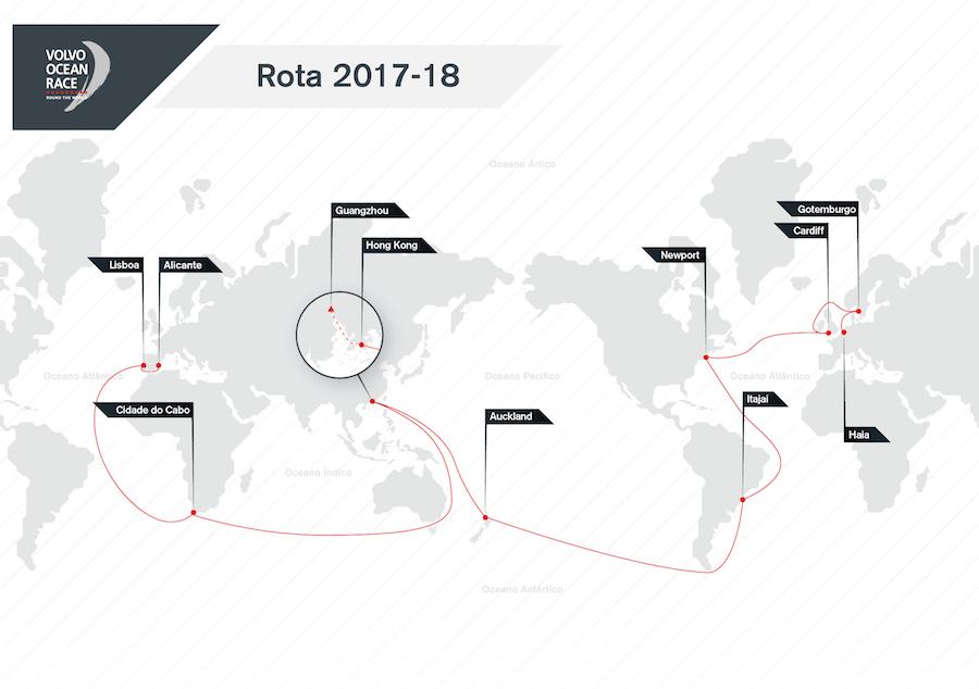 Resultado de imagen de ruta volvo 2017