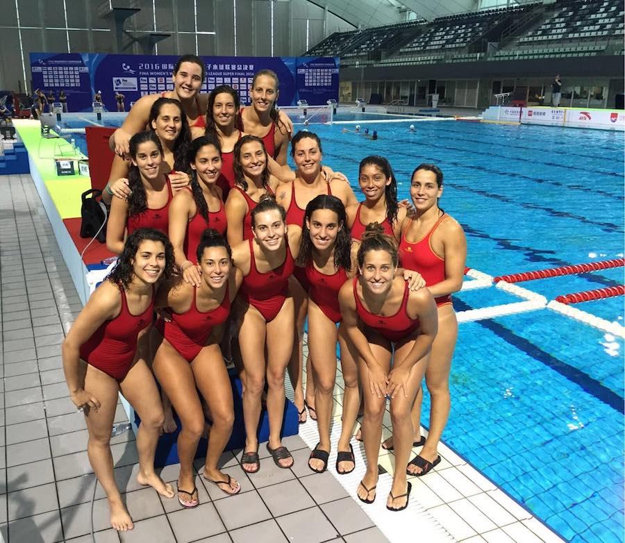 Water Polo World League 2