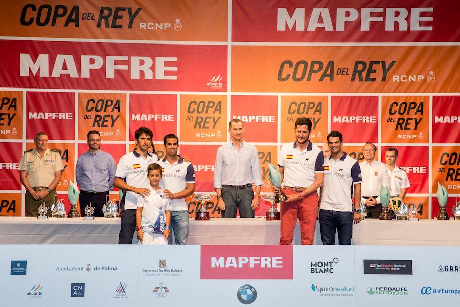 Info: Press 35 Copa del Rey de Vela