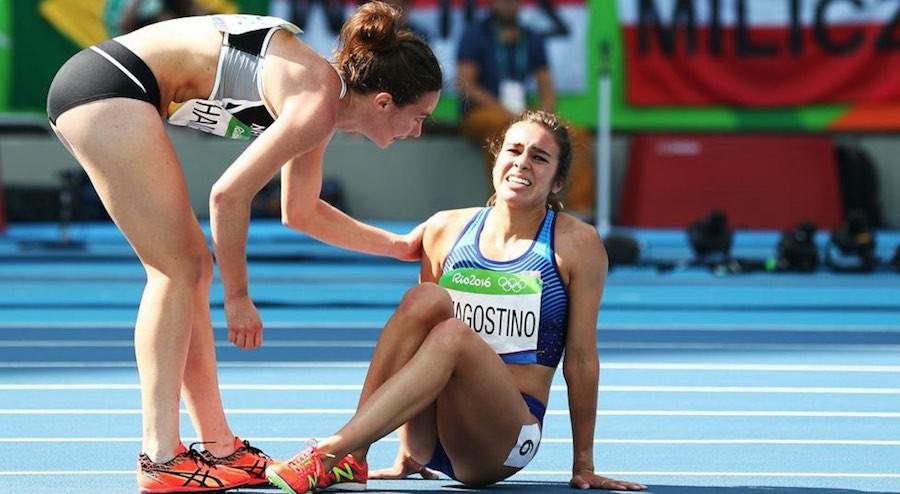 Río 2016 atletas