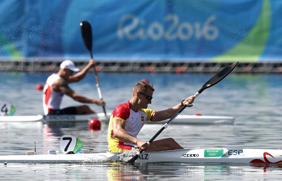 Río 2016 canotaje