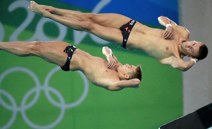 Río 2016 clavados