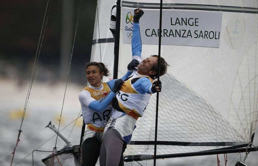 Río 2016 nacra