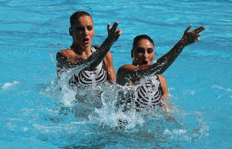 Río 2016 natación
