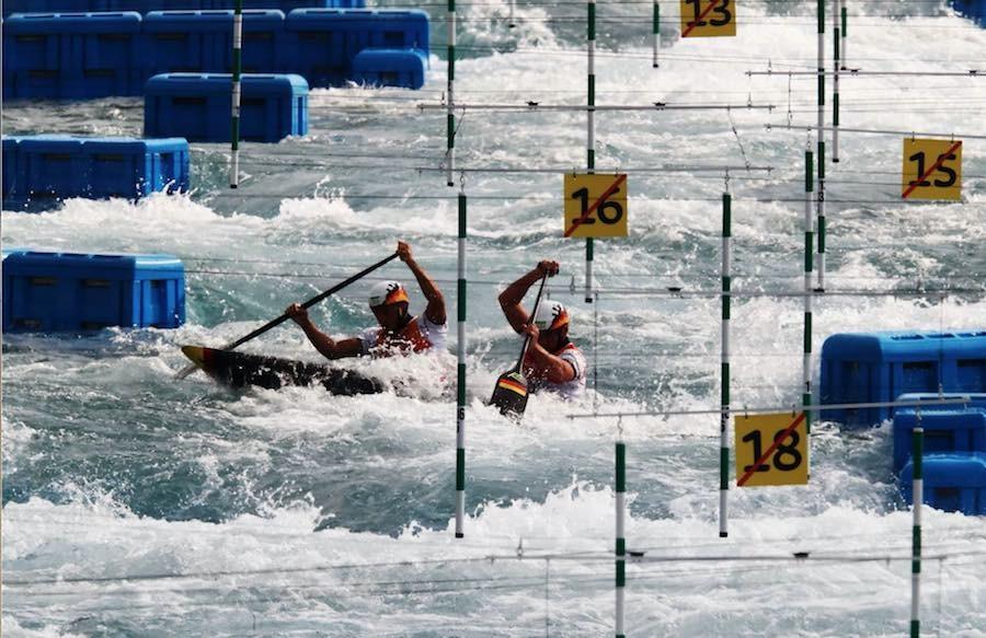 Río 2016 slalom