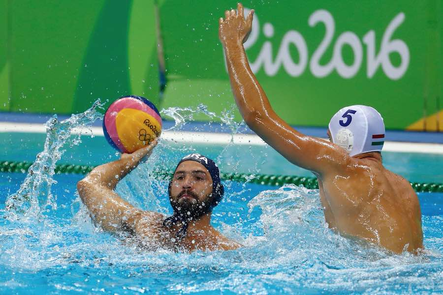 Río 2016 waterpolo
