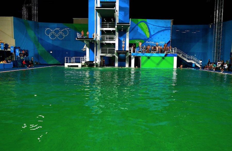 piscina verde 1