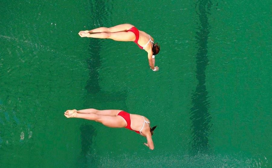 piscina verde 2