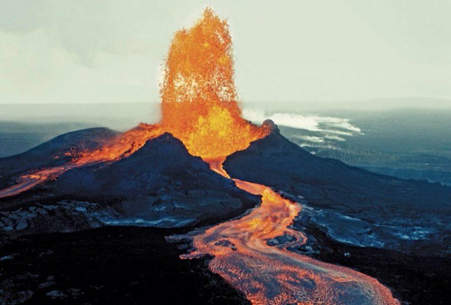 volcan submarino kilauea