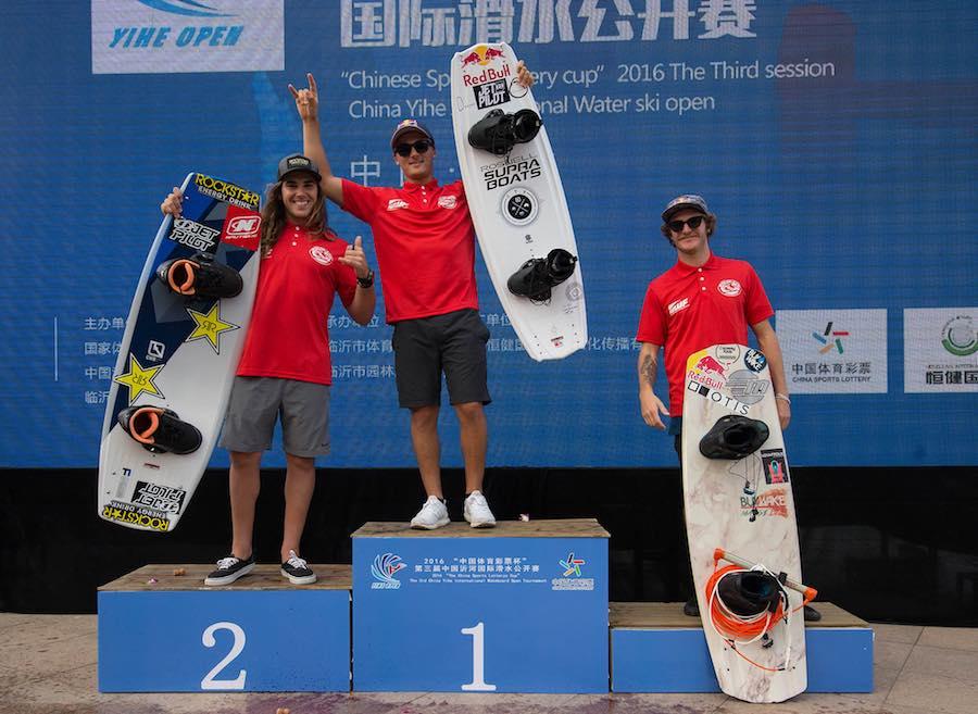 Copa del Mundo de Wakeboard 2016