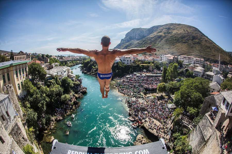 Red Bull Cliff Diving 2016 - 2